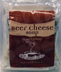 Beer Cheese Soup serves 4-6