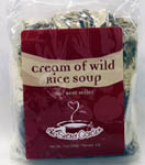 Cream of Wild Rice Soup serves 4-6
