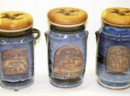 Ceramic Wild Rice Jars