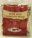 Tomato Wild Rice Soup serves 4-6