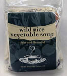 Vegetable Wild Rice Soup serves 4-6