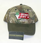 Zup's Camo Hat