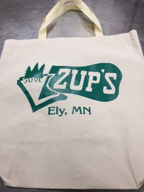 Zup's Shopping Bag